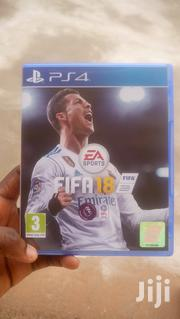PS4 Fifa 18 CD | Video Games for sale in Greater Accra, Adenta Municipal