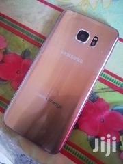 Samsung Galaxy S7 edge 32 GB Gold | Mobile Phones for sale in Brong Ahafo, Dormaa Municipal