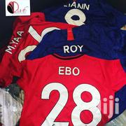 Customized Jerseys   Clothing for sale in Greater Accra, North Kaneshie