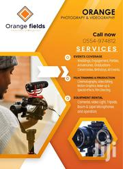 Videos And Photos Services   Photography & Video Services for sale in Greater Accra, Abossey Okai