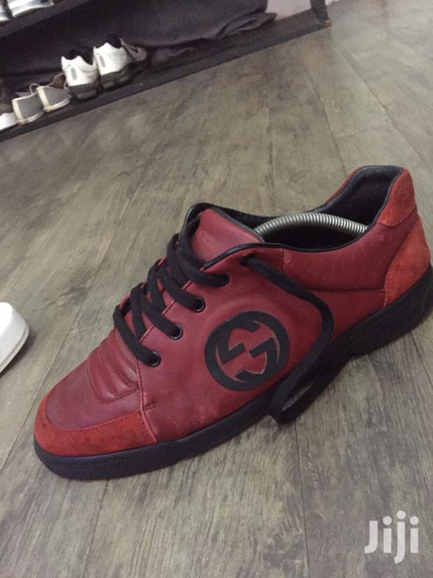 Archive: Gucci Rebound Sneakers