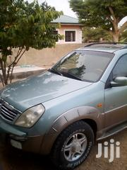 SsangYong Rexton 2002 RX 290 Green | Cars for sale in Central Region, Gomoa East