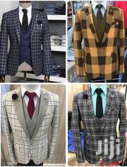 Checked Three Piece Suit | Clothing for sale in Greater Accra, Accra Metropolitan