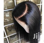 18 Inches Brazilian Virgin Human Hair Wig Cap With 6*6 Closure | Hair Beauty for sale in Greater Accra, South Labadi