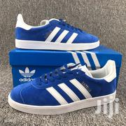 Blue And White Adidas Gazelle | Shoes for sale in Greater Accra, Accra Metropolitan