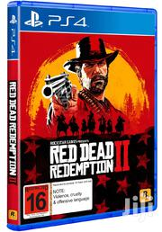 Red Dead Redemption 2 Ps4 | Video Games for sale in Greater Accra, Osu