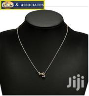 Exquisite Heart S Alphabet Shape Necklace Pendant | Jewelry for sale in Greater Accra, Ga West Municipal