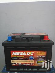 Car Battery 13plate (Mega Dc) | Vehicle Parts & Accessories for sale in Greater Accra, Avenor Area