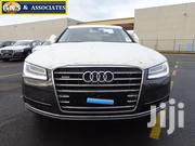 New Audi A8 2017 White | Cars for sale in Greater Accra, Ga West Municipal