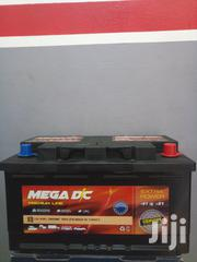 Car Battery 17plate/80ah (Mega Dc) | Vehicle Parts & Accessories for sale in Greater Accra, North Kaneshie