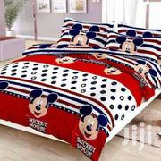 Bedsheet Double Size With Four Pillow Cases | Home Accessories for sale in Greater Accra, North Kaneshie