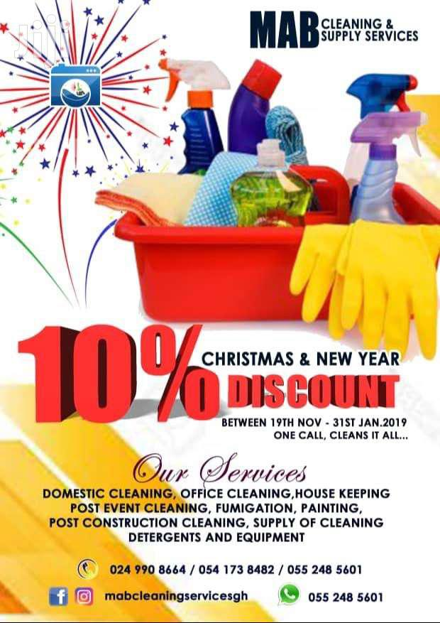 Post Construction Cleaning And Trash Handling Service