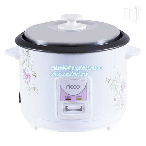 Archive: Ricco Rice Cooker