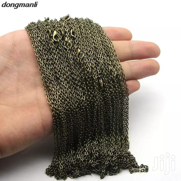 Archive: 50 Bronze Chains For Sale