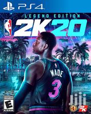 NBA 2K20 Ps4 Games | Video Games for sale in Greater Accra, Tema Metropolitan