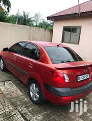 Kia Rio 2007 1.4 Automatic Red | Cars for sale in Greater Accra, Ga West Municipal
