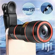 12x HD Zoom Lens With Clip For Mobile Phones | Accessories for Mobile Phones & Tablets for sale in Greater Accra, Nungua East