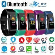 Smart Health & Fitness Watch Portable BP Monitor | Accessories for Mobile Phones & Tablets for sale in Greater Accra, Nungua East
