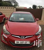 Hyundai Elantra 2012 Touring GLS Automatic Red | Cars for sale in Greater Accra, East Legon