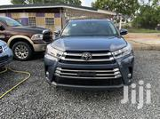 Toyota Highlander 2017 XLE 4x4 V6 (3.5L 6cyl 8A) Blue | Cars for sale in Greater Accra, Tema Metropolitan