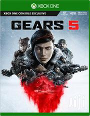 Gears 5 Latest Xbox One Games | Video Games for sale in Greater Accra, Roman Ridge