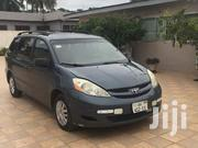 Toyota Sienna 2008 Gray | Cars for sale in Greater Accra, Accra new Town