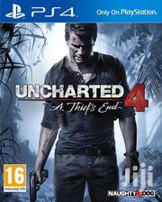 Uncharted 4 Ps4 Game | Video Games for sale in Greater Accra, Accra Metropolitan