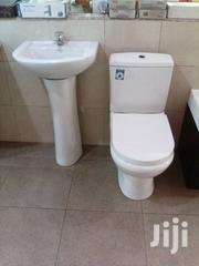Basin And Slimline WC Set | Plumbing & Water Supply for sale in Greater Accra, Achimota
