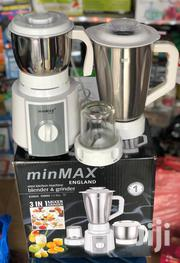 Blender Minimax 3 In 1 Stainless Steel | Kitchen Appliances for sale in Greater Accra, Accra Metropolitan