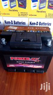 13 Plates Car Battery 55h Power Jet + Free Delivery | Vehicle Parts & Accessories for sale in Greater Accra, North Kaneshie