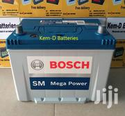 15 Plates Car Battery 70ahh Bosch + Free Delivery | Vehicle Parts & Accessories for sale in Greater Accra, North Kaneshie