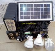 Solar Light Lamp Bulb Panel Torch + Free Delivery | Solar Energy for sale in Greater Accra, North Kaneshie