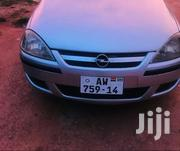 Opel Corsa 2005 Silver | Cars for sale in Ashanti, Kwabre