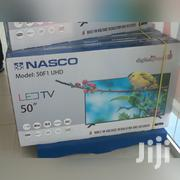 Oled Nasco 50 Inches 4K Digital Satellite Uhd Tv | TV & DVD Equipment for sale in Greater Accra, Asylum Down