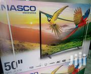 New Nasco Smart Curved TV 50 Inches | TV & DVD Equipment for sale in Greater Accra, Asylum Down