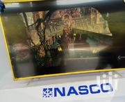 """Android Nasco 65"""" UHD Curved Smart LED TV UHD 4K 