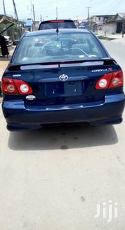 Toyota Corolla 2009 Blue | Cars for sale in Eastern Region, Atiwa