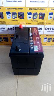 17 Plates Jet Battery + Free Delivery | Vehicle Parts & Accessories for sale in Greater Accra, Abelemkpe