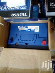 15 Plates Bosch Battery + Free Delivery | Vehicle Parts & Accessories for sale in Greater Accra, Airport Residential Area