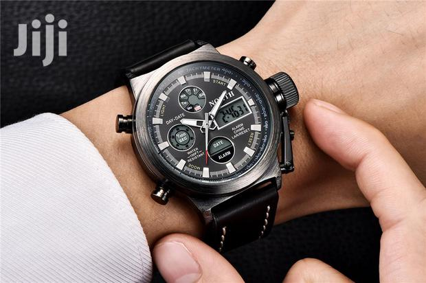 Archive: Leather Fashion Luxury Leather Strap Watch