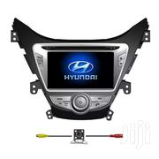 Hyundai Elantra 2011/2014 Car Multimedia Touch Screen Dvd Players | Vehicle Parts & Accessories for sale in Greater Accra, Abossey Okai
