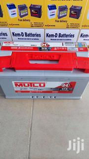 17 Plates Mutlu Car Batteries From Turkey- Free Delivery- Kemd Battery | Vehicle Parts & Accessories for sale in Greater Accra, North Kaneshie