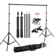 Backdrop Support Stand (2m × 3m) | Cameras, Video Cameras & Accessories for sale in Greater Accra, Accra new Town