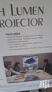 Proht Projector Brand New | TV & DVD Equipment for sale in Greater Accra, Avenor Area