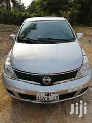 Nissan Versa 2008 Silver   Cars for sale in Western Region, Aowin/Suaman Bia
