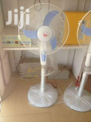 Solar Dc Standing Fan For Sell. Call Us Now