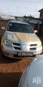 Mitsubishi Outlander 2008 Silver | Cars for sale in Greater Accra, Ga South Municipal