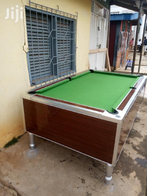 Pool Table/Snooker