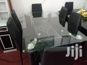 Six Chairs Dining Table | Furniture for sale in Greater Accra, North Kaneshie