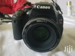 Canon 600d With 2 Lens 3 Battery